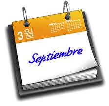 calendario septiembre